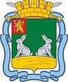Coat of arms Kovrov (2012).jpg