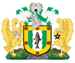 Coat of arms of Rochdale Metropolitan Borough Council.png