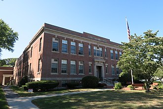 Cochituate, Massachusetts - Cochituate School