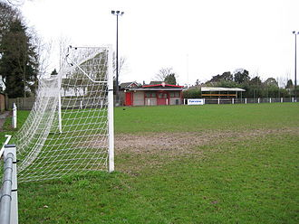 Cockfosters F.C. - The club's home ground