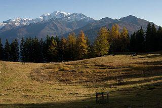 Col du Lein mountain pass