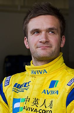 Colin Turkington, a 2018-as évad bajnoka