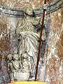Collégiale St Gengoult, Toul, statue Saint Nicolas (02).JPG