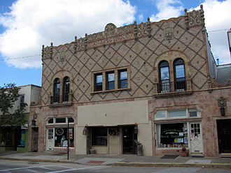 Collingswood, New Jersey - Collingswood Theater, which now houses retail shops and The Factory, a creative work space