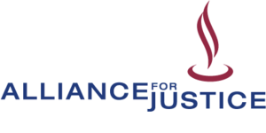 Alliance for Justice - Image: Color logo