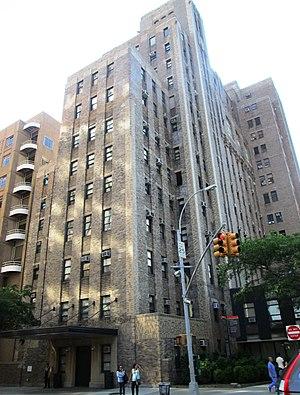 Charlie Gard case - Neurological Institute of New York, Columbia University Medical Center