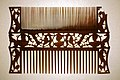 Comb, Italy or France, c. 1520-1550, ivory - Montreal Museum of Fine Arts - Montreal, Canada - DSC09315.jpg