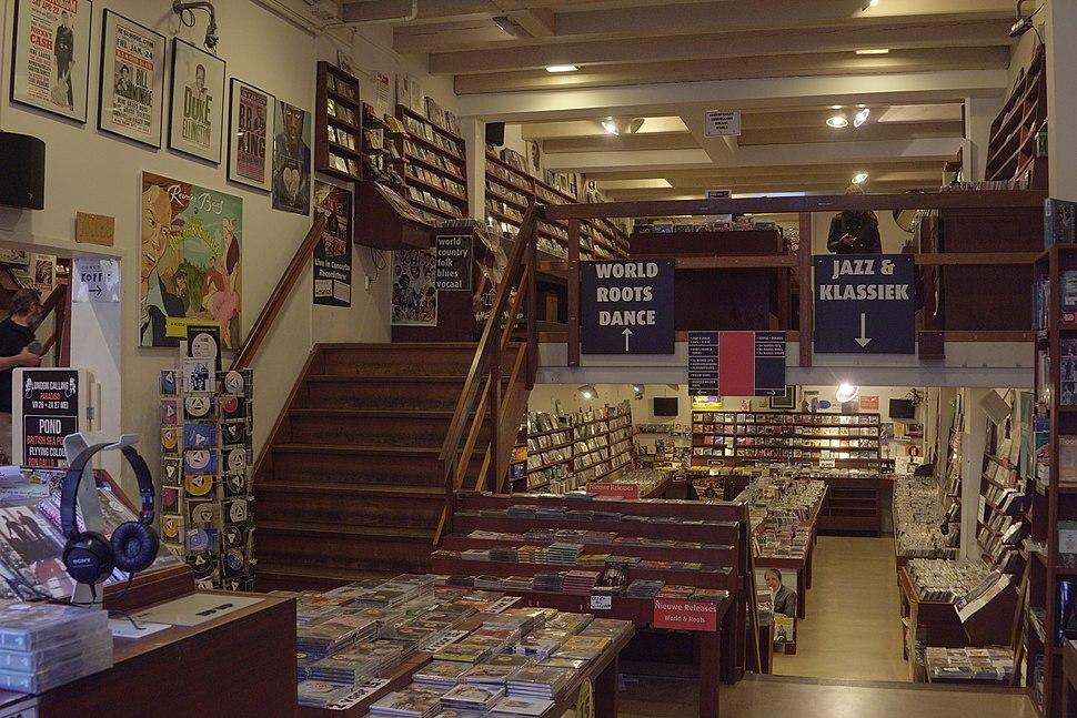 Concerto music store, Utrechtsestraat 64, Amsterdam 5