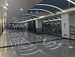 Concourse of Terminal 2 of Shuangliu International Airport Station.jpg