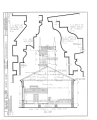 Congregational Church, Lisbon, Kendall County, IL HABS ILL,47-LISB,1- (sheet 2 of 3).png