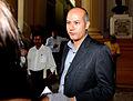 Congresista Sergio Tejada declara a la prensa (7100228283).jpg