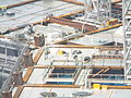 Construction accross Roppongi Midtown 2.jpg