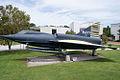 Convair YF2Y-1 Sea Dart 135765 LSide high FLAirMuse 29Aug09 (14413207047).jpg