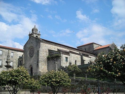 Convento e Igrexa de San Francisco (Pontevedra)