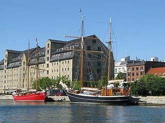 Copenhagen Admiral Hotel - Image: Copenhagen Admiral Hotel ships
