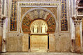 Cordoba, la Mezquita - Mihrab.jpg