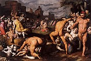 Cornelis Cornelisz. van Haarlem - Massacre of the Innocents - WGA05254.jpg