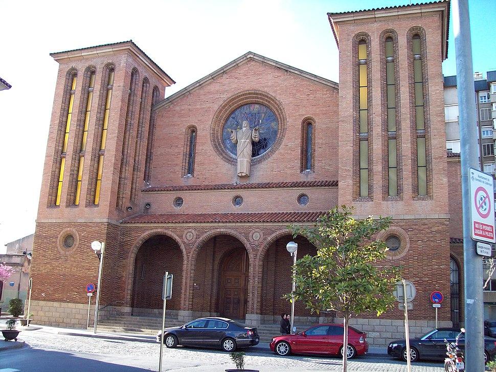 Cornella Iglesia Santa Maria