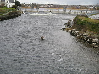 river in Ireland