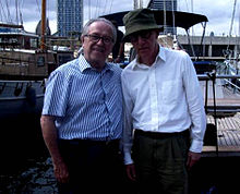 Corsellas y Woody Allen2007.jpg