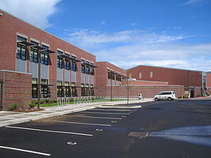Corvallis High School (Oregon) - Image: Corvallis High School