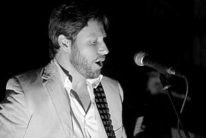 Cory Branan - Branan at The Whitewater Tavern (Little Rock, AR) New Year's Eve 2010