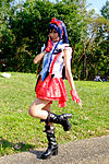 Cosplayer of Umi Sonoda, Love Live! at CWT42 20160213.jpg