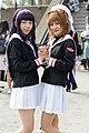 Cosplayers of Tomoyo Daidouji and Sakura Kinomoto at CWT45 20170204a.jpg