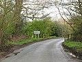 Coulter Lane crosses Maple Brook - geograph.org.uk - 1244595.jpg