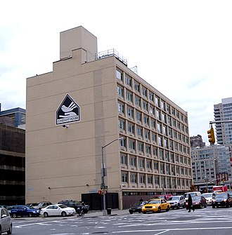 Covenant House - Headquarters in New York City