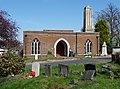 Crematorium, West Norwood Cemetery - geograph.org.uk - 2217329.jpg