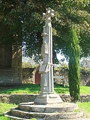croix hosannière d'Apremont