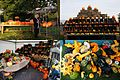 Cucubita maxima's (Pumpkin, pompoen) collection at Ede for decoration purposes and as vegetable - panoramio.jpg