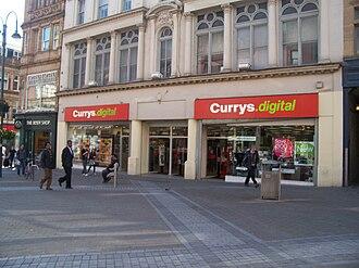 Currys Digital - A larger Currys.digital branch on Briggate, Leeds