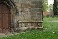 Cut Bench Mark, Darton All Saints Church - geograph.org.uk - 2359161.jpg