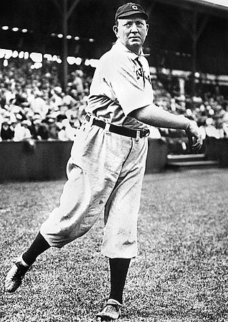 Complete game - Cy Young, the all-time MLB complete games leader.