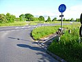 Cycle crossing of the A12 - geograph.org.uk - 184951.jpg
