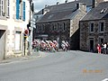 Cycle race through callac corner of rue du cleumeur. - panoramio.jpg