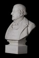 Cyprien Godebski, portrait of Gioacchino Rossini, signed marble 1865 04.tif