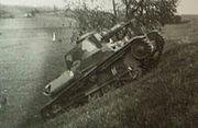 Czech tank LT-34