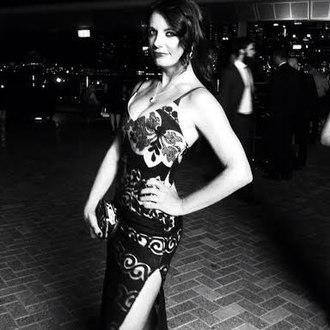 Dinka Džubur - Džubur at the 2015 AACTA Awards
