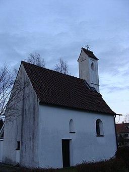 Nikolausweg in Friedberg