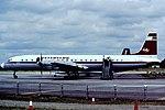 D-AOAU Il18 Interflug Fairford 22-07-91 (30155348663).jpg