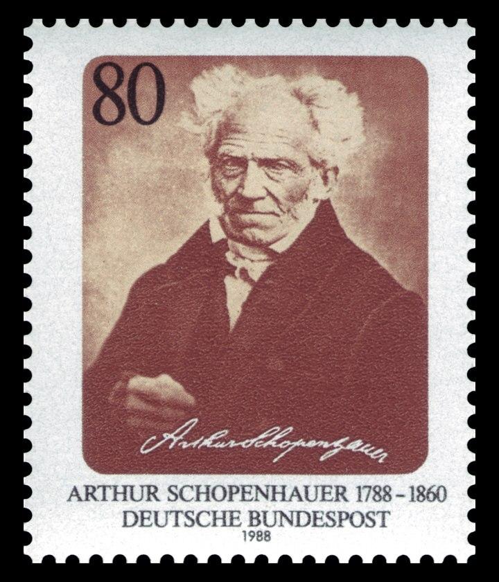 DBP 1988 1357 Arthur Schopenhauer