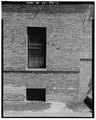 DETAIL OF WINDOWS AND WALL, WEST SIDE - Rapids School, 3516 Rapids Court, Mount Pleasant, Racine County, WI HABS WIS,51-MTPLE,2-6.tif