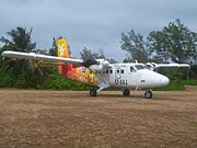 DHC-300 Twin Otter 300 Air Seychelles