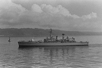 Chilean frigate Almirante Condell (PFG-06) - Image: DN SN 97 01703