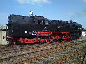 2-8-4 - Deutsche Reichsbahn Class 65.10