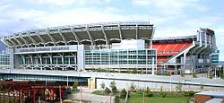 Formerly Known as Cleveland Browns Stadium