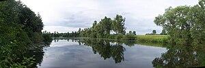 Hebertshausen - Lake near Hackermoos